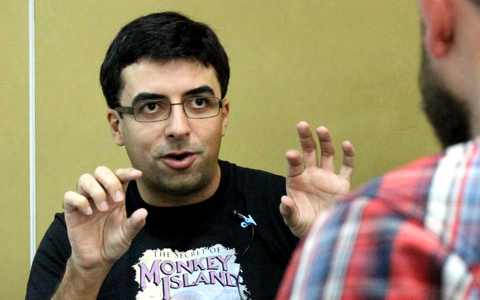 Entrevista4-Mario García Lázaro-Mercury Steam-Artículos-Start Videojuegos