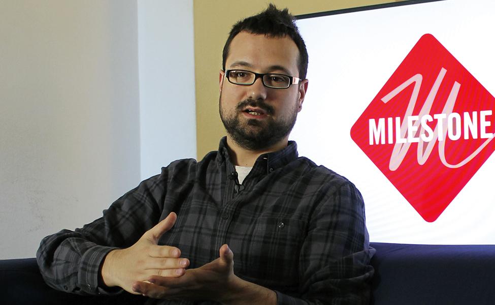 Entrevista-Irvin Zonca-Milestone-Artículos-Start Videojuegos