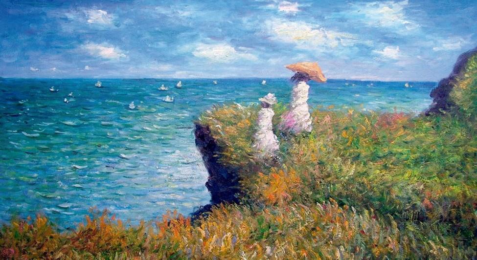 2. Monet.