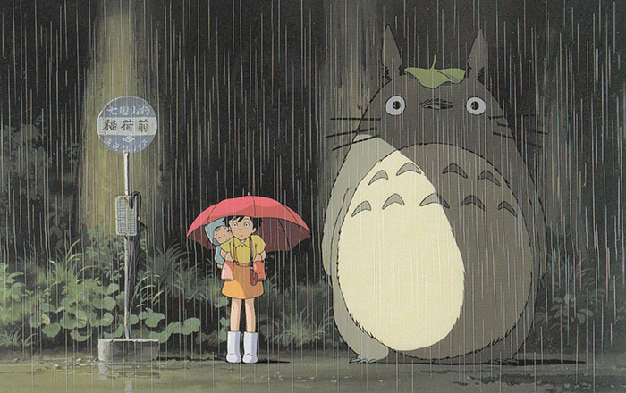 3. Ghibli