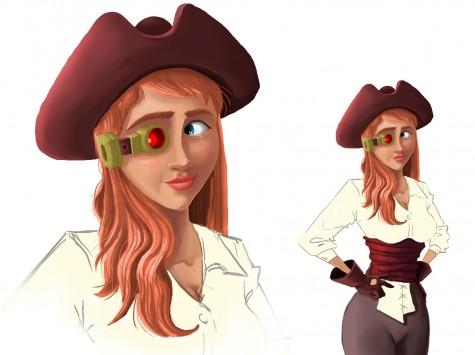 Gods-Among-Pirates-ilustracion-mujer-miscelanea-startvideojuegos
