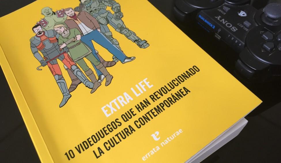 Extra-Life-libro-reseña-startvideojuegos