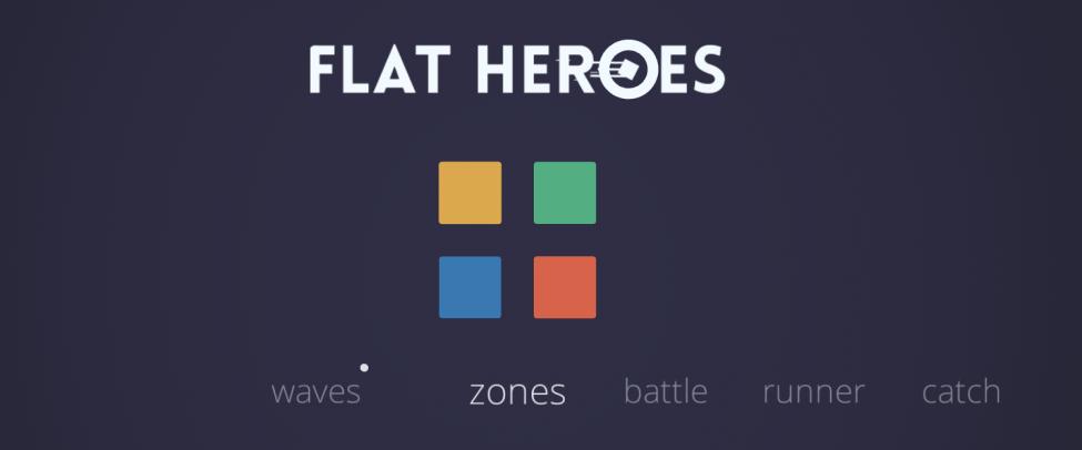 flat-heroes-menu-resena-startvideojuegos
