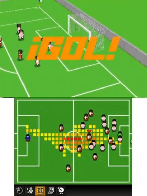 Nintendo Pocket Football Club: El Football Manager de bolsillo